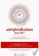 Astropredicciones para 2017