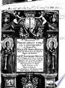 Asuntos predicables para todos los domingos despues de Pentecostes