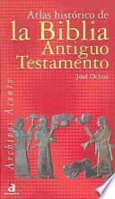 Atlas histórico de la Biblia
