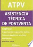 ATPV. Asistencia técnica de postventa
