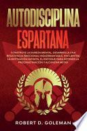 Autodisciplina Espartana