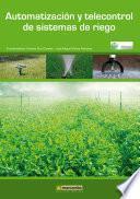Automatización y telecontrol de sistemas de riego
