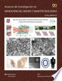 Avances de investigación en Nanociencias, Micro y Nanotecnologías (Vol II)