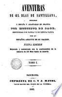 Aventuras de Gil Blas de Santillana, 1