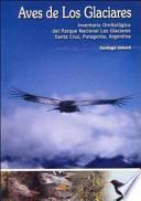 Aves de los Glaciares