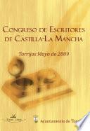 Ayuntamiento de Torrijos Congreso de escritores de Castilla-La Mancha Torrijos, Mayo, 2009
