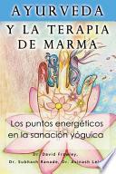 Ayurveda Y La Terapia De Marma