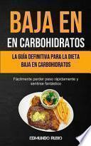Baja En Carbohidratos