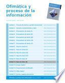 Bases de datos (II) (Ofimática y proceso de la información)