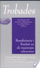 Beneficència i sanitat en els municipis valencians