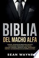 BIBLIA DEL MACHO ALFA