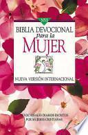 Biblia Devocional Para la Mujer-NVI