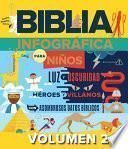 Biblia Infográfica 2: Para Niños de 0 a 99 Años