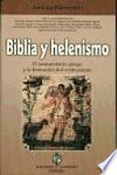Biblia y helenismo