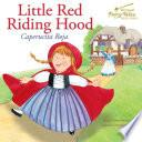 Bilingual Fairy Tales Little Red Riding Hood