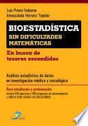 Bioestadística sin dificultades matemáticas