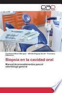 Biopsia En La Cavidad Oral