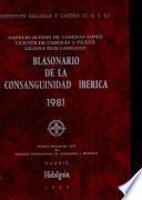 Blasonario de la consanguinidad ibérica, 1981