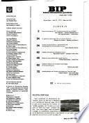 Boletín de informaciones petroleras