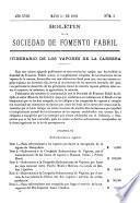 Boletín de la Sociedad de Fomento Fabril