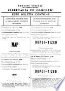 Boletín oficial de la Oficina Nacional de Invenciones, Información Técnica y Marcas