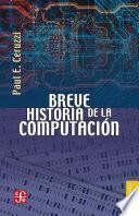 Breve historia de la computación