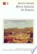 Breve historia de Sonora