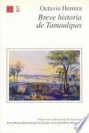 Breve historia de Tamaulipas