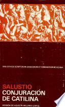 C. Salustii Crispi De conjuratione Catilinae