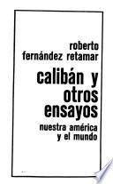 Calibán y otros ensayos