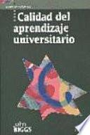 Calidad del aprendizaje universitario
