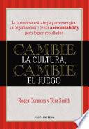 Cambie la cultura, cambie el juego