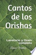 Cantos de Los Orishas