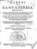 Cartas de Santa Teresa de Iesus...