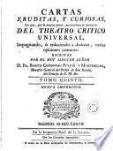 Cartas eruditas y curiosas, 5