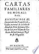Cartas Familiares de moralidad