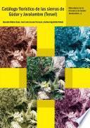 Catálogo florístico de las sierras de Gúdar y Javalambre (Teruel)