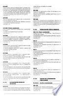 Catálogo NTC.