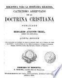 Catecismo abreviado de la doctrina cristiana