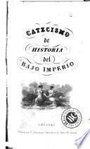Catecismo de historia del Bajo Imperio