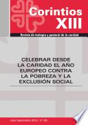 Celebrar desde la caridad el año europeo contra la pobreza y la exclusión social