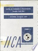 Centro de Ensenanza e Investigacion