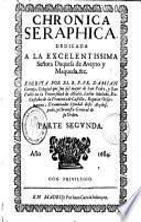 Chronica seraphica ...