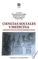 Ciencias sociales y medicina