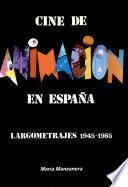 Cine de animación en España
