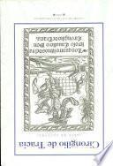 Cirongilio de Tracia de Bernardo de Vargas