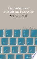 Coaching para escribir un bestseller
