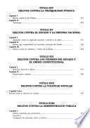 Código penal anotado