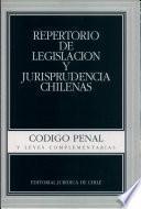 Código penal y leyes complementarias
