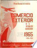 Comercio exterior de la República Dominicana